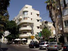 Pinsker Street, Tel Aviv