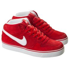 Mavrk Mid 2 in red by Nike :)