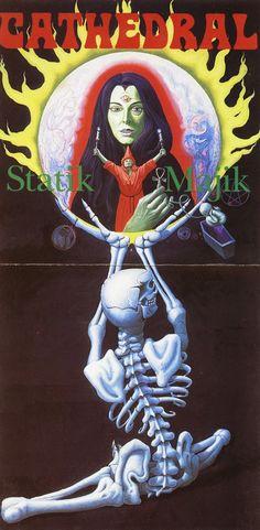 64 Best MU ~ Doom Metal Albums images in 2012 | Cathedral