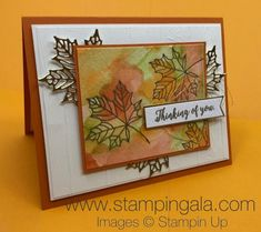 Close Up Pictures, Colorful Pictures, Christmas Projects, Fun Projects, Leaf Cards, Coffee Cards, Send A Card, Treat Holder, Tea Box