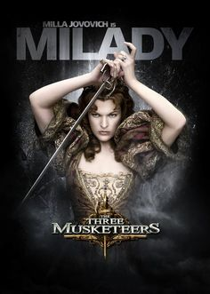 the three musketeers film milady costumes