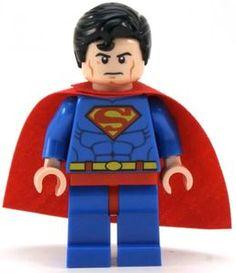 Superman Super Heroes Minifigure