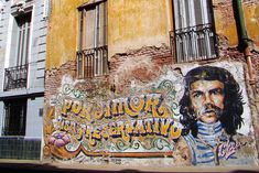 #streetart #cheguevara #buenosaires