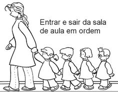 """COMBINADOS DE TURMA, REGRAS PARA EDUCAÇÃO INFANTIL ~ """" Cantinho do Educador Infantil """""""