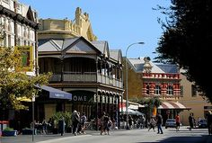 Freemantle....first port of call, when we arrived in Australia 1969....also visited january 2012...