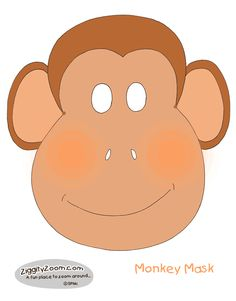 Money mask printable- other printables on this site, too.