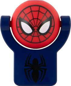 Projectables LED Plug-In Night Light (Marvel's Ultimate Spider-Man) available at 10 bucks
