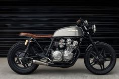ϟ Hell Kustom ϟ: Honda CB750 By Redeemed Cycles