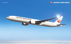 JAL, Boeing 777