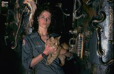 Sigourney Weaver Ellen Ripley Alien Jonesy