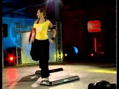 Rebecca Small Step Mechanic Step Aerobics, Youtube Workout, Step Workout, Get Moving, Fitness Routines, Fitness Workouts, Zumba, How To Stay Healthy, Pilates