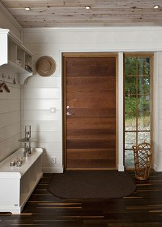 Skeinge Bergamo Miljö2 Decor, House, Alcove, Home, Alcove Bathtub, Inspiration, Sliding Doors, Bathtub, Doors
