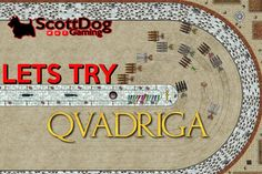 LETS TRY QVADRIGA - PC ScottDogGaming