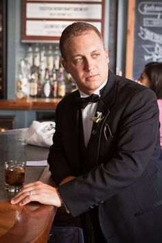 I would like a picture of each of the guys around the bar - similar to this