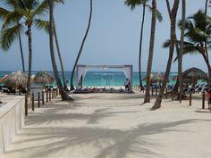 The fabulous Royalton Punta Cana Resort & Casino...a winner for families...beautiful beach and a serious waterpark!