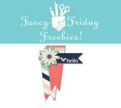 Free Downloads | featuring the Trendsetter collection by  Fancypantsdesigns.com
