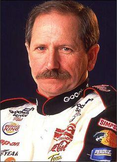 Dale Earnhardt.