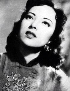 Yoshiko Yamaguchi (山口淑子) Li Xianglan(李香蘭)
