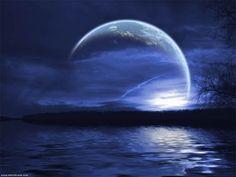 Piscies Moon...