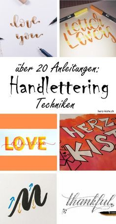 Lettering techniques: Learn hand lettering in different styles - Bourke Bains Lettering Practice Sheets, Brush Lettering Worksheet, Brush Lettering Quotes, Hand Lettering Fonts, Doodle Lettering, Lettering Tattoo, Learn Calligraphy, Calligraphy Letters, Fonts