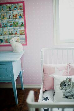 Girls room.
