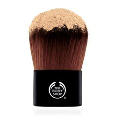 THE BODY SHOP Extra Virgin Minerals Powder Foundation Brush
