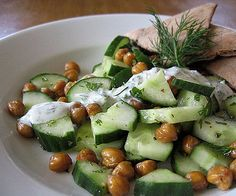 10 Healthy Cucumber Recipes