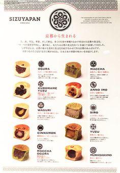 気になるラインナップはこちらの全10種類。季節によって限定商品が増えるようです。あんぱん専門店「SIZUYAPAN(スズヤパン)」