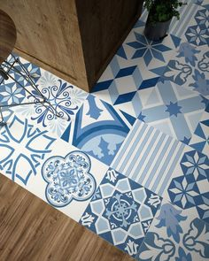 Floor Tiles - Moving Natural from Aparici