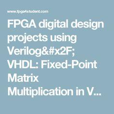 8 Best Vhdl-verilog-fpga images in 2018   Coding, Electronic