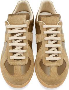 Maison Martin Margiela Low top classic sneakers Size UK11 EU45 US12