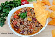 Chili con carne | Z miłości do gotowania