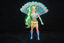 VINTAGE ~ She-Ra Princess of Power ~ Doll ~ PEEK-A-BLUE ~