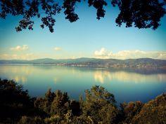 Lago Trasimeno in Umbrie, Italie (Umbria, Italy) | www.regioneumbria.eu