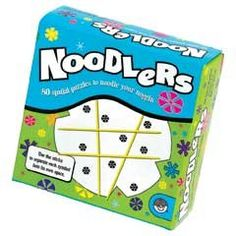 Noodlers Puzzle Box, 2007 Parents' Choice Award Approved Award - Toys #Toy