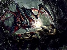 Lictor Ambush Colored by MajesticChicken.deviantart.com on @deviantART