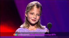 """Jackie Evancho """"Pie Jesu"""" ~ America's Got Talent, TOP 10   AMAZING VOICE"""