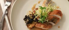 Traci Des Jardins' Truffle-Roasted Chicken with Brown Butter Jus ...