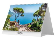 Promotional Desk Calendars that exude quality and are notoriously effective at staying on the desks of receivers! Get your brand living on the desks of your audience for an entire year. Find them here > http://www.completemerchandise.co.uk/promotional-desk-calendars-mediterranean.html