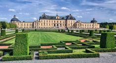 Drottningholm Castle Stockholm Sweden  #sweden #travel #vacation
