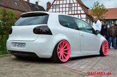 #Volkswagen #Golf_GTi #MK5 #Stance #Slammed