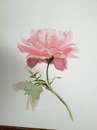 Resultado de imagen para flores a la acuarela