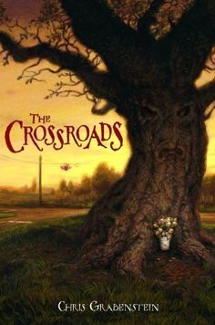 The Crossroads (Haunted Mystery, #1) by Chris Grabenstein - funny and scary; page-turner; ghost story