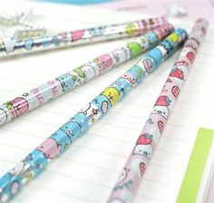 Cute Mamegoma Pencils