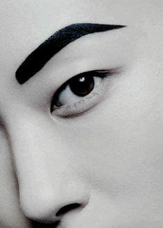 Ji Hye Park by Ben Hassett, Vogue China June 2013.