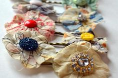 Anthropologie Hair Pins