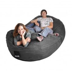 8 Huge Earth Brown SLACKER Sack Foam Bean Bag, I Would Totally Love To Have  1 Of These!, Looks Super Cozy!... | Interior Design U0026 Decor | Pinterest |  Brown ...
