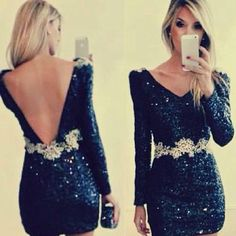Cute new years dress…. that i'll never be able to afford