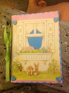 baby shower card by MelissasCreations33 on Etsy, $5.00