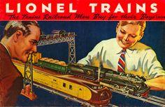Lionel Trains Catalog